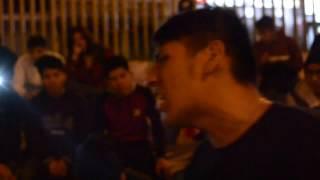STICK vs SHAGGY - Colectivo RapStyle con BeatBox - SJL