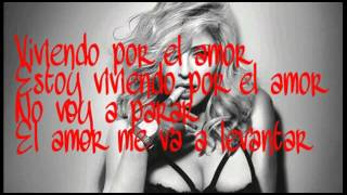 Living For Love (Traducido Al Español) - Madonna