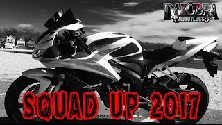 Squad Up 2017 - First Ride With the Crew