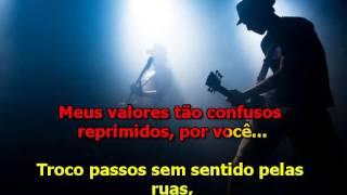 Roberto Carlos  -  Vivendo Por Viver - Karaoke