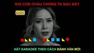 Khi hát theo ngôn ngữ mới sẽ thế nào haha. Cười không nhặt được mồm :))