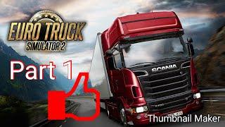Euro Truck Simulator 2 #1 LKW Fahrer Ben