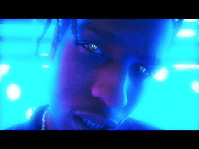 Video de L$D (LOVE x $EX x DREAMS) de ASAP ROCKY