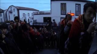 Oração à chegada dos romeiros