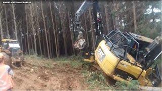 TOP 5 MÁQUINAS PESADAS ACIDENTE DE TRABALHO / heavy accidents
