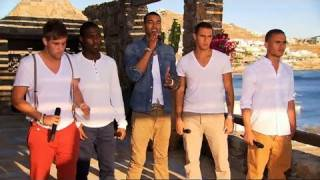 The Risk's Judges' Houses audition - The X Factor 2011 Judges' Houses - itv.com/xfactor