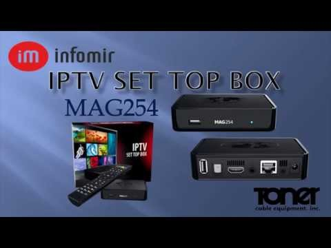 Televes H30   Cable TV Equipment Videos