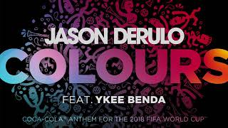 """Colours"" by Jason Derulo featuring Ykee Benda width="
