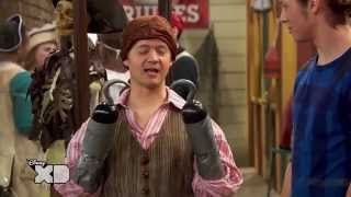 Official - Kickin' It - Invasion Of The Ghost Pirates - HD