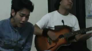 DAVID COOK - FADE INTO ME cover by Ibenk and Yaz