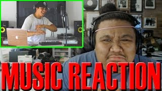 [MUSIC REACTION] Alex Aiono - Controlla by Drake