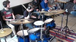 James Arthur Impossible Drum cover