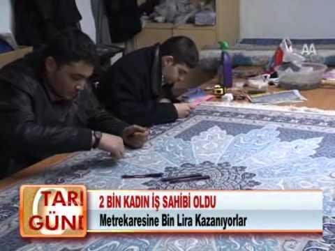 2 BİN KADIN İŞ SAHİBİ OLDU 26.01.2012