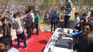 रंग बरसे EDM MIX (Maliba college Bardoli) Dj Hari Surat