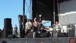 Reignwolf - Are You Satisfied? (live clip Voodoo Fest 2013)