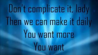 3LAU & MAX - You Want More (Lyrics)