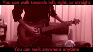 [ギター] Crossover / Fear, and Loathing in Las Vegas 弾いてみた