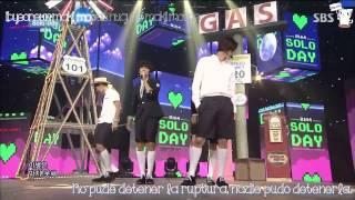 [Live] Solo Day - B1A4 (Sub Español+Karaoke)