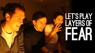 Layers Of Fear Gameplay   Horror Game On Xbox One Game Preview