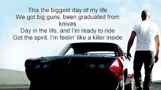 2 Chainz We Own It ft. Wiz Khalifa Lyrics On Screen]