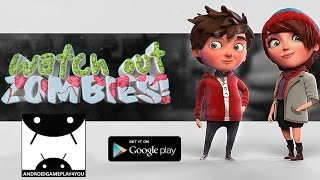 Watch out Zombies! Android GamePlay Trailer (1080p) (By Chundos Studio) [Game For Kids]