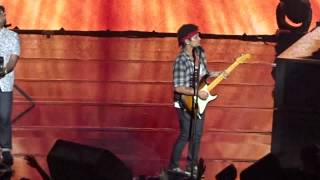 "Bruno Mars-""Whole Lotta Love"" Led Zepplin Cover-8/22/14 Las Vegas"