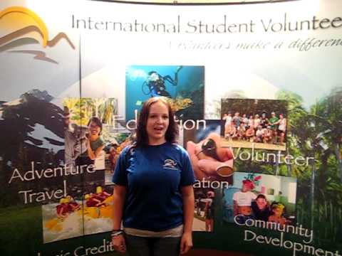ISV Review: Sarah from University of Northern Colorado