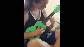 Ukulele Metallica Master of Puppets #HeavenLee