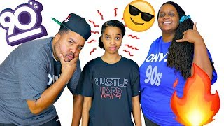 THE COOLEST PARENTS! - Onyx Family