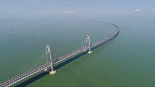 World's longest sea bridge: An innovative mega project