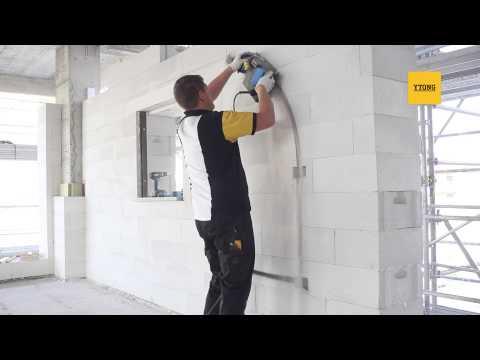Come realizzare le tracce sotto il pavimento per l 39 impianto elettrico tutto per casa - Realizzare impianto elettrico casa ...