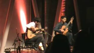 Our Spanish Love Song - Microtonal Guitar Duo