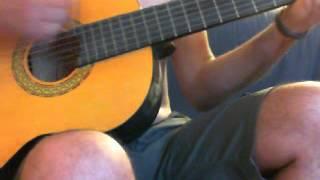 spezzoni cartoni - peline story - cover chitarra