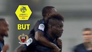 But Mario BALOTELLI (5') / Olympique de Marseille - OGC Nice (2-1)  (OM-OGCN)/ 2017-18