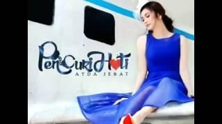 PENCURI HATI - AYDA JEBAT (OST ISTERI VS TUNANG) LIRIK VIDEO