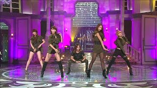 【TVPP】4MINUTE - Huh, 포미닛 - 허 @ Christmas Special, Music Core Live