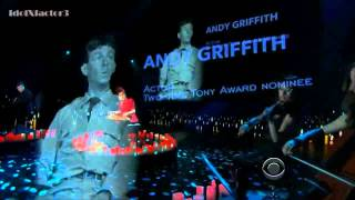 HD] In Memoriam   Cyndi Lauper (True Colors) Tony Awards 2013
