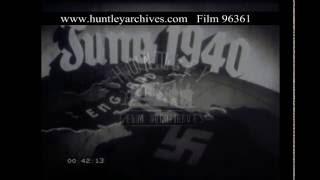 Occupation Of Paris, 1940s - Film 96361