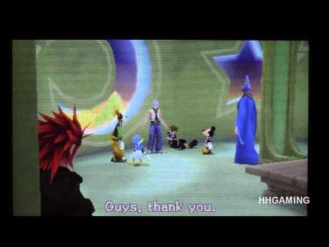 Kingdom Hearts 3D - Ending English Version walkthrough part 67 HD KH3D Dream Drop Distance KH3