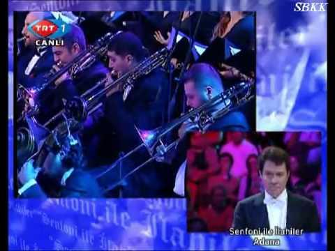 Senfoni İle İlahiler Konseri - Burak Kut - Güzel Aşık Cevrimizi