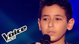 Stay - Rihanna | Ferhat | The Voice Kids 2015 | Blind Audition