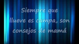 Madre Tierra Oye - Chayanne - Lyrics