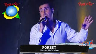System Of A Down - Forest live【Rock In Rio 2011 | 60fpsᴴᴰ】
