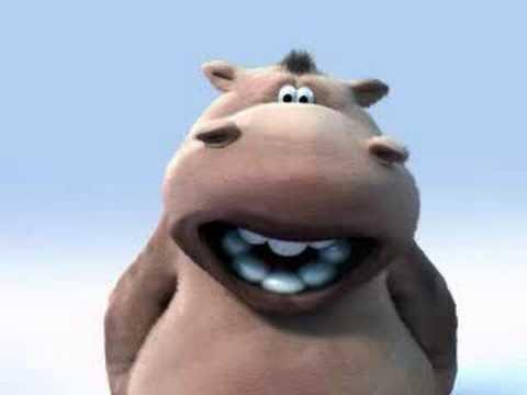 Hipopotam i pies-Bo ja tańczyć chcę