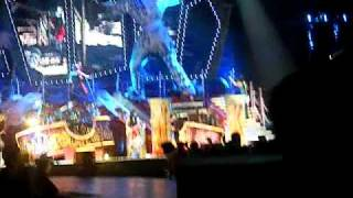 Pink performing Funhouse live at the Wachovia Center in Philly