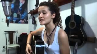 Musica - Pisando Descalço - Maneva - Luanna Silva ( Cover )Letra Cifra Facil