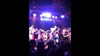 Tyler the Creator Radicals live at the Troubadour Goblin Release Secret Show part 2