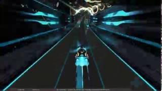 Audiosurf2 (Eurythmics - Sweet Dreams)