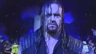 Undertaker Judgement Day Entrance 1998 - My Favorite