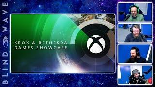 Microsoft Xbox + Bethesda Games - E3 2021 Showcase REACTION!!